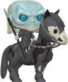 Figurina Funko Pop Rides Game Of Thrones Mounted White Walker On Horse Vinyl Figure