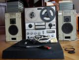 Magnetofon Tento Kashtan 1, cu boxe si 12 benzi, stare functionala