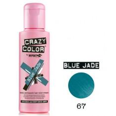 Vopsea par semi-permanenta Profesionala CRAZY COLORS 002278-1 Albastru Turcoaz