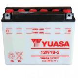 Yuasa baterie motocicleta ATV snowmobil 12N18-3 206x91x164 12V 18Ah 190A