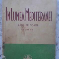 IN LUMEA MEDITERANEI APUS DE SOARE - PANAIT ISTRATI