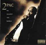 CD 2Pac ‎– Me Against The World, original