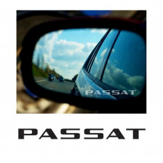 Stickere oglinda Etched Glass - Passat