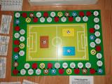 Joc Monopoly tip fotbal deosebit