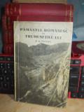 Cumpara ieftin G. VALSAN - PAMANTUL ROMANESC SI FRUMUSETILE LUI * CU ILUSTRATII , 1940 *