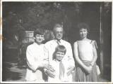 A386 Fotografie pionier roman anii 1960 perioada comunista