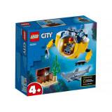 LEGO City Minisubmarin oceanic No. 60263