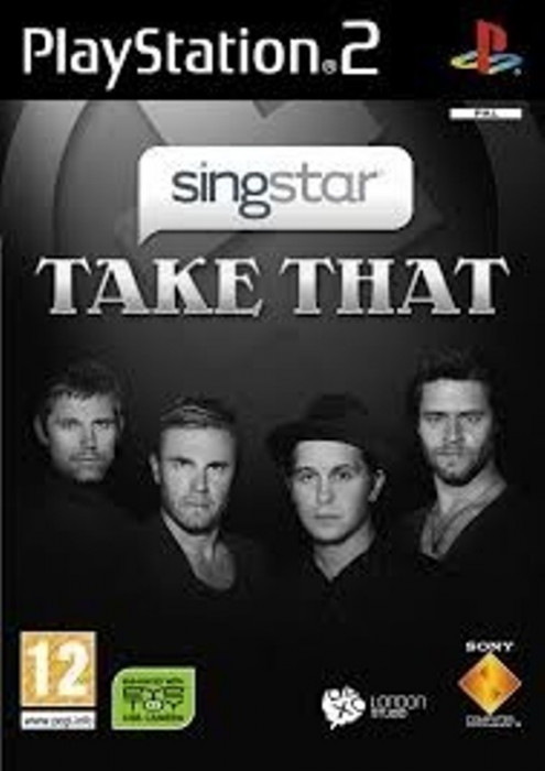 Joc PS2 Singstar Take That