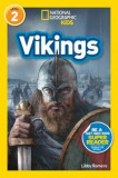National Geographic Readers: Vikings (L2)