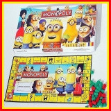 Monopoly Clasic Romana Minions  Limba Romana