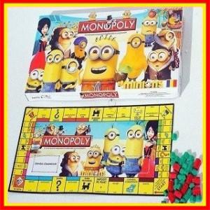 Monopoly Minions  Limba Romana