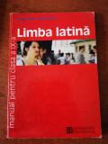 Limba latina, manual cls a IX-a, Stefan Pirvu, Monica Duna, Clasa 9