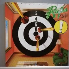 Rufus with Chaka Khan – The Very Best Of (1982/MCA/RFG) - Vinil/Funk/ca Nou (M), Philips