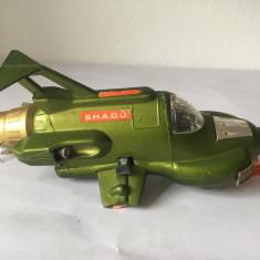 Masinuta Dinky Toys UFO Interceptor 351, anii 70,  verde, 14 cm