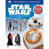 Star Wars. Trezirea Fortei. (Episodul VII). Enciclopedia cu autocolante - Disney
