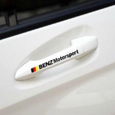 Sticker manere usa - Mercedes (set 4 buc.)
