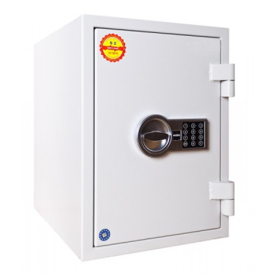 Seif certificat antiefractie antifoc Kronberg ProFire49 electronic 490x360x450 mm EN1143/EN1/30P foto