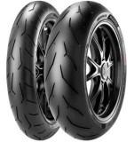 Motorcycle Tyres Pirelli Diablo Rosso Corsa ( 120/65 ZR17 TL (56W) M/C, Roata fata )