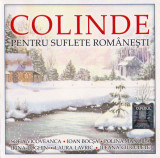 CD Colinde Pentru Suflete Românești, original, holograma