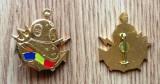 ROMANIA - INSIGNA SCAFANDRU DE LUPTA CL. 1