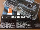 top dance vol 2 compilatie nrg!a caseta audio roton 1999 muzica dance pop house