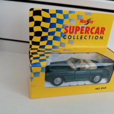 bnk jc MG RV8 - 1/37 - Maisto Supercar Collection