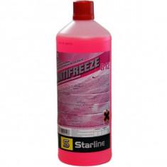 Antigel concentrat Starline Roz G12 1L