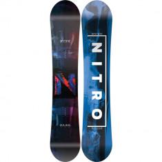 Placa Snowboard Nitro Prime Overlay 158 2020