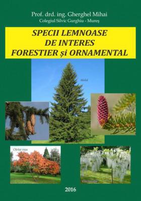 Carte Dendrologie 2016. Specii lemnoase de interes forestier si ornamental foto