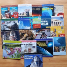 CD-uri educaționale, DVD, Romana, discovery channel