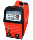 Aparat de sudura SYNERGIC cu sarma , electrozi si WIG/TIG tip invertor HandyMIG 200 - Alfaweld Ungaria
