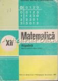 Matematica. Manual Pentru Clasa a XII-a - Ion D. Ion