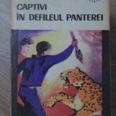 CAPTIVI IN DEFILEUL PANTEREI - VAHTANG ANANIAN