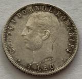 1 Leu 1906 Argint, Romania, XF++