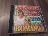 CD MANELE ATOMIC ETHNO XITS 2000 ROMANIA ORIGINAL