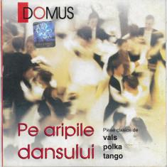 CD selectie Pe Aripile Dansului, original