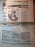 Ziarul romania mare 1 iulie 1994 -490 de ani de la moartea lui stefan cel mare