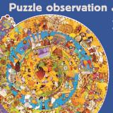 Puzzle observatie - Evolutie, Djeco