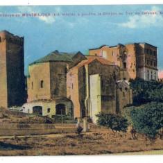 AD 918 C. P. VECHE -ABBAYE DE MONTMAJOUR -FRANTA