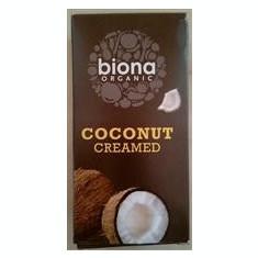 Crema de Cocos Bio Biona 200gr Cod: 5032722307018