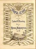 Varful cu Dor Al.Blaremberg Mihail Margartiescu Partitura Muzica Romaneasca
