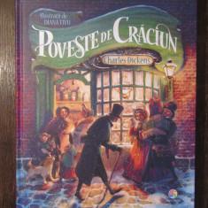 POVESTE DE CRACIUN-CHARLES DICKENS , 2019