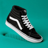 Cumpara ieftin Shoes Vans SK8-Hi ComfyCush Black/Black