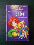 WITCH. 100 DE TRUCURI PENTRU A-I CUNOASTE PE BAIETI