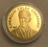 Corneliu Zelea Codreanu medalie Congres Legionar Madrid 1967