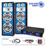 "Electronic-Star Set PA Seria Blue Star ""Basskern"" 2800 W"