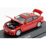 Cumpara ieftin Miniatura BMW Seria 4 Gran Coupe F33 1:43 Melbourne Red