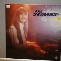 Axel Zwingenberger feat Roy Dyke – Power.... (1980/Decca/RFG) - Vinil/Impecabil