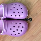 Papuci de casa, 40, Violet, Crocs