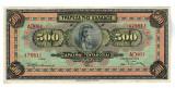 Grecia 1932 - 500 drachma, XF